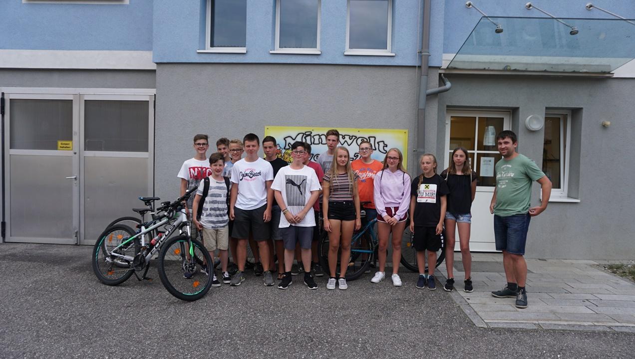 Jugendraum - Marktgemeinde Vorderweienbach